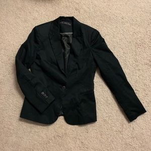 Zara Basic Suit Jacket, M